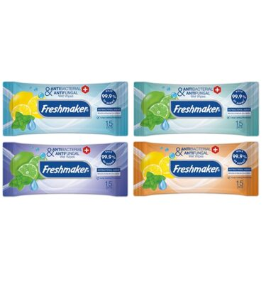 Anti-Bac Wipes