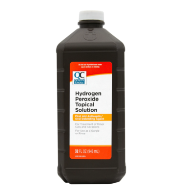 Hydrogen Peroxide - 32oz
