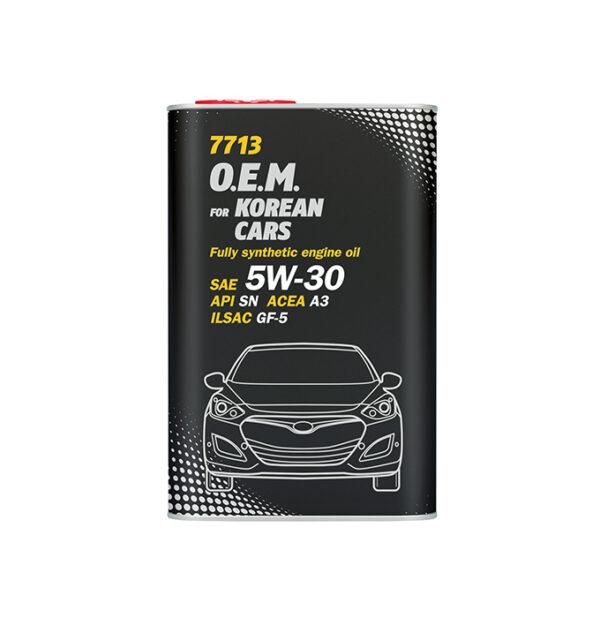 MANNOL O.E.M. for Korean cars 7713