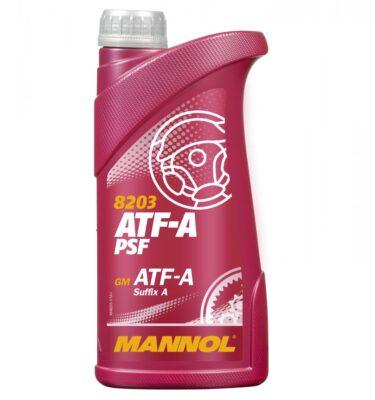 Mannol Transmission Fluid