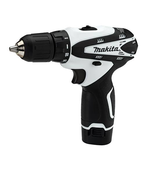 """Lithium Ion Cordless 3/8"""" Driver Drill Kit"""