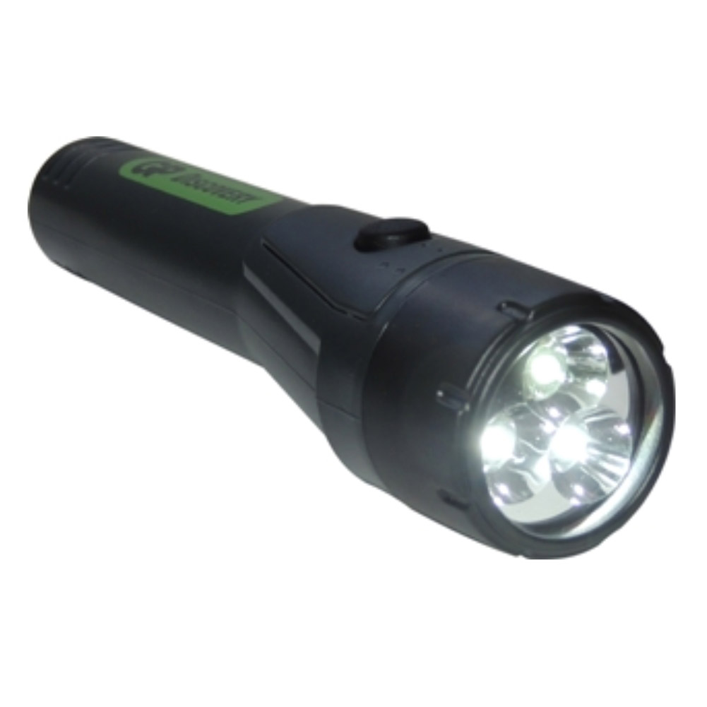 Flashlight (LED) 2AA 3 LHE101 Home
