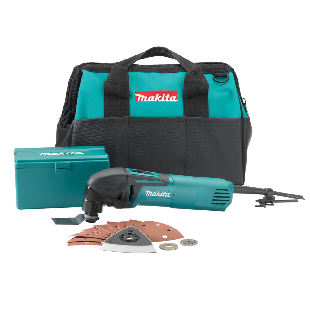 Makita Multi-Tool Set