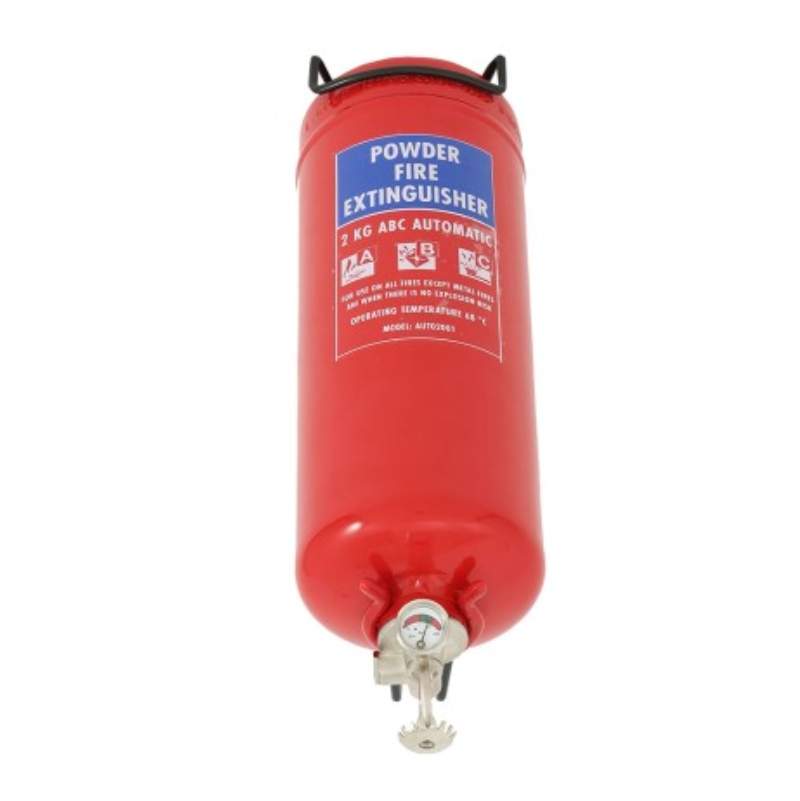 Fire Extinguisher AUTOMATIC - 2KG Slimeline