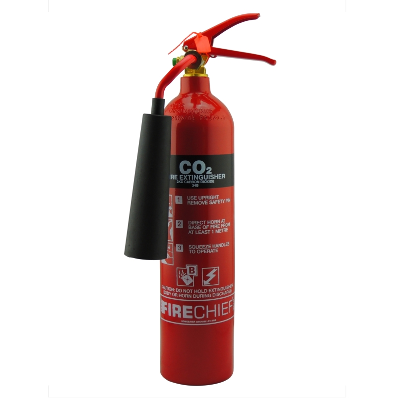 Fire Extinguisher CO2 - 2KG