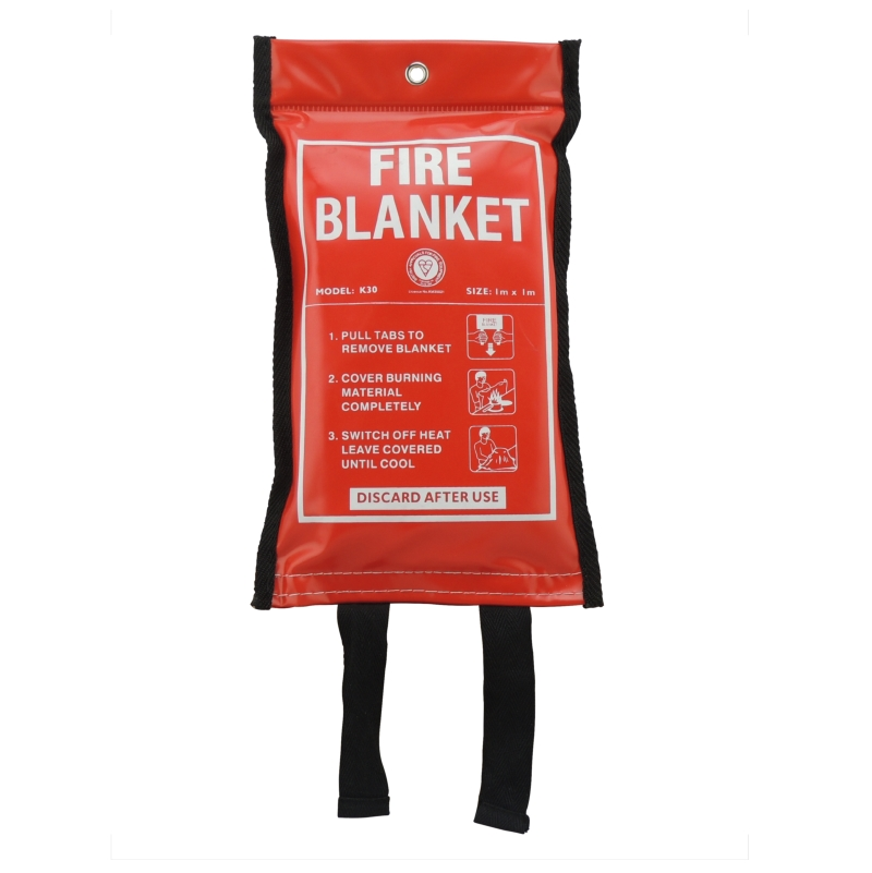 Fire Blanket Soft Case 1x1mm