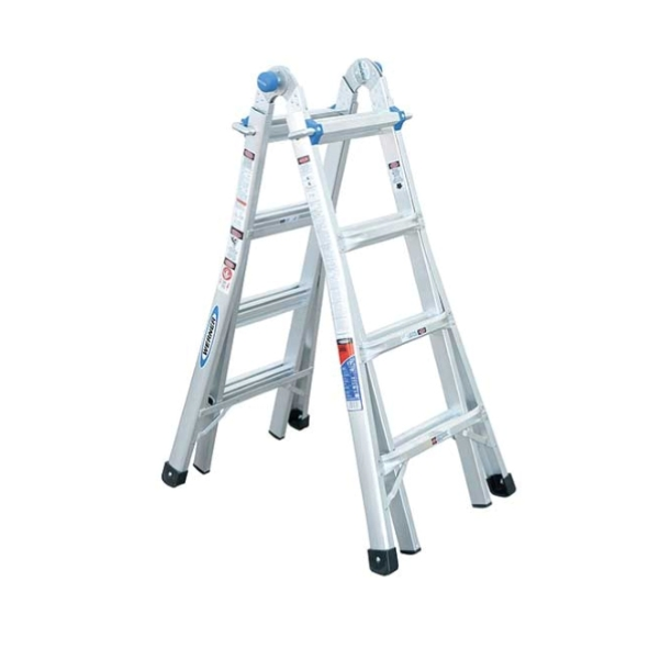 Werner 17' Telescoping 300lb Duty rated Multi-ladder