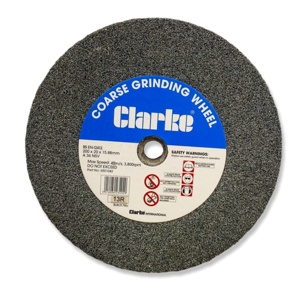 """Grinding Wheel / Stone 8"""" Course"""