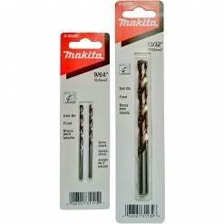 D-22280 & D-22458 HSS Drill Bit Clam Pack MAKITA