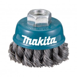 D-24119 KNOTTED WIRE CUP BRUSH 60mm M14 Makita