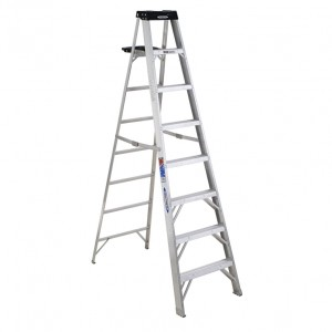 STEP LADDER 8FT 378 WERNER 300LB