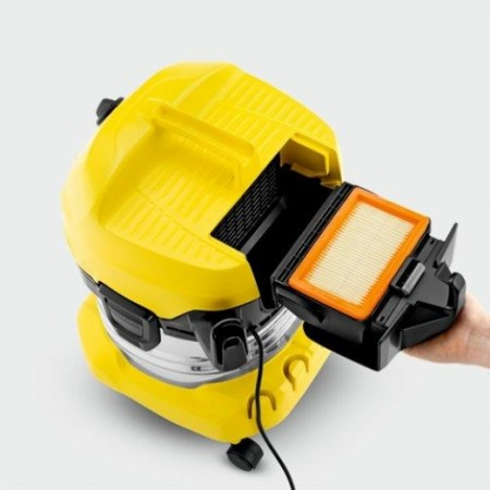 MV4 KARCHER VACUUM FILTER VIEW