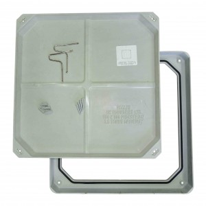 ECOM262CR Composite Manhole Cover