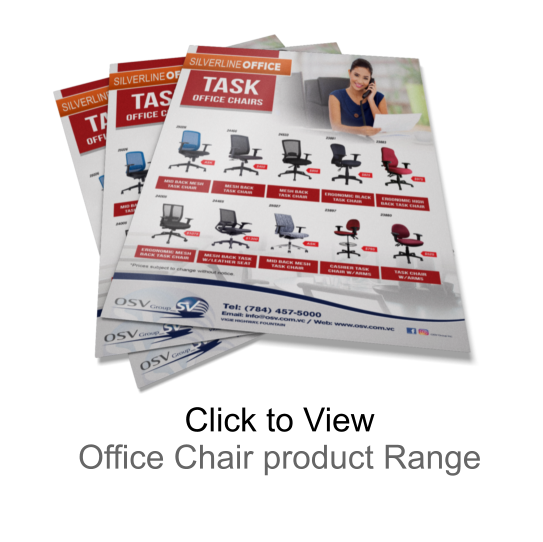 Office Chair Click Icon