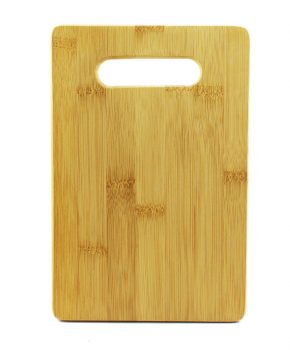"12""x9"" Bamboo Cutting Board"
