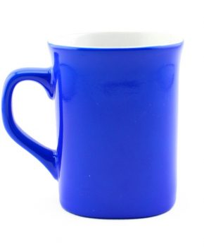 10oz Ceramic Mug (Royal Blue)