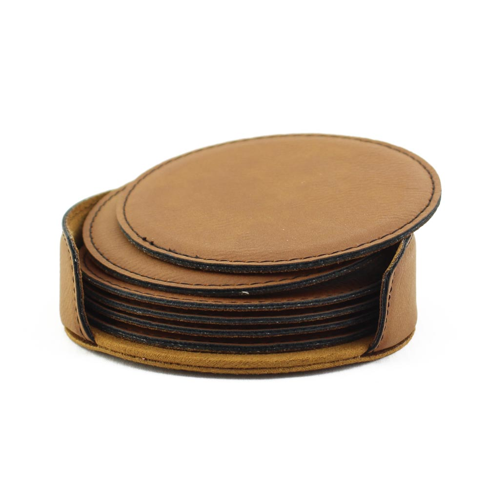 leather-round-mats