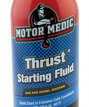 Thrust Starting Fluid