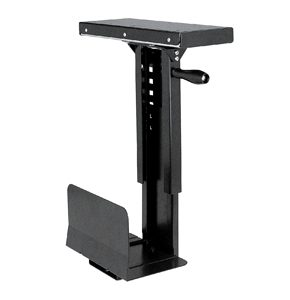 CPU Holder Under-Desk Mount, Large