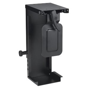 Mini CPU Holder Under-Desk Mount