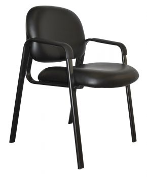 DuraRest PU leather Guest Chair
