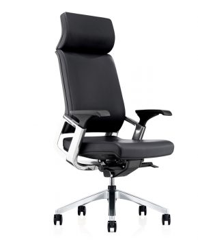 Titan High Back Leather Executive Chair