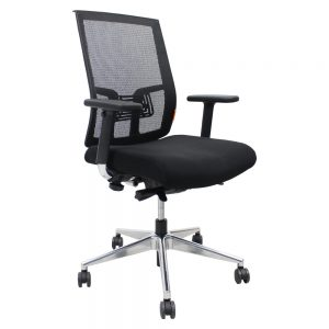 25027_Volt Mesh Back Task Chair, Black (1)