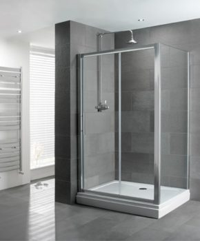 Volente 1800 Slider Shower Enclosure