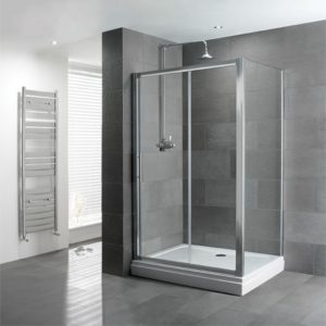24224  VOLENTE SLIDER SHOWER ENCLOSURE