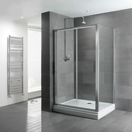 Volente 1500 Slider Shower Enclosure