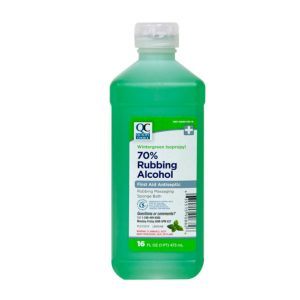 Alcohol Isopropyl Wintergreen 70%