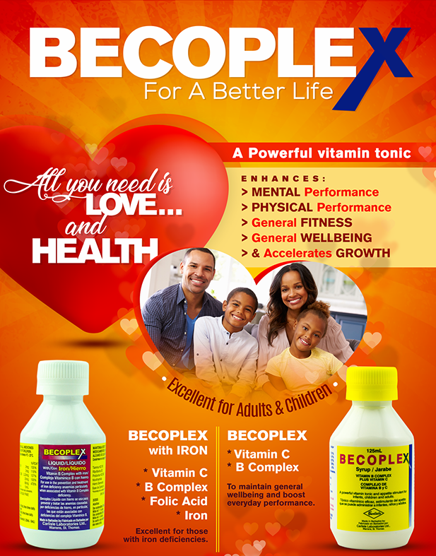BECOPLEX for a Better Life