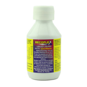 Becoplex with Iron