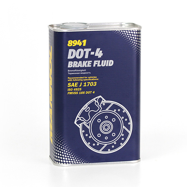 Mannol Brake Fluid