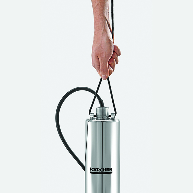 BP 4 Deep Well Pump - Rope