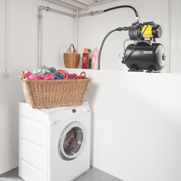 BP5 Home Booster Pump - Laundry