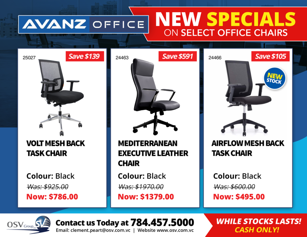 Avanz Office Chairs